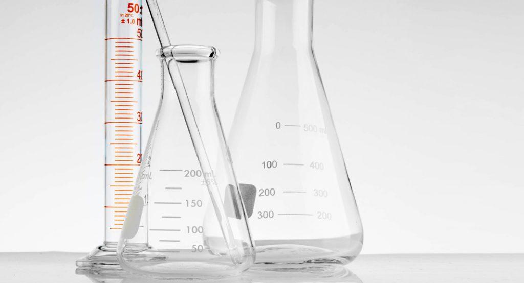 ガラス製理化学機器の取り扱い現場の事故を防止